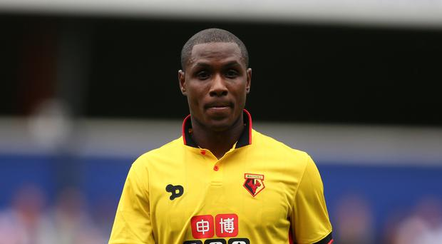 Odion Ighalo has committed his future to Watford