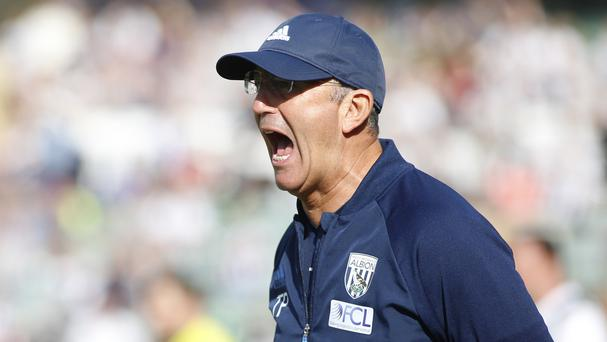 West Brom manager Tony Pulis previously quit Crystal Palace on the eve of the 2014-15 season