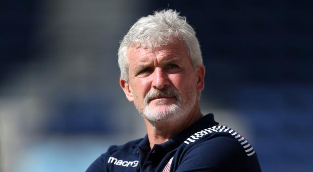 Mark Hughes' Stoke open their Premier League campaign at Middlesbrough