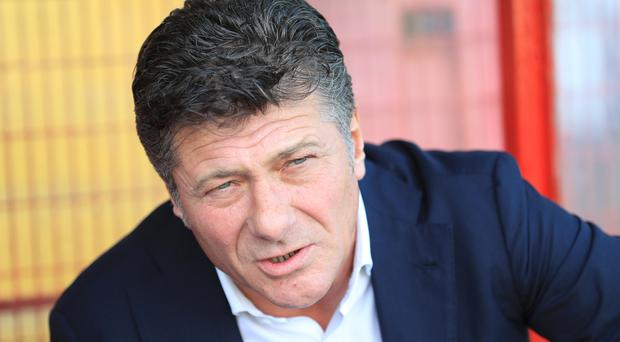 Walter Mazzarri says his focus is on keeping Watford in the Premier League