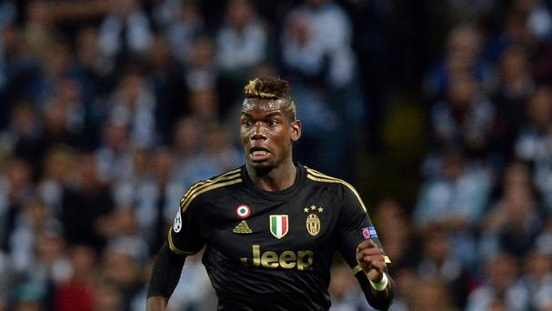 Paul Pogba's Manchester United debut will be delayed after a suspension was carried over from his time at Juventus