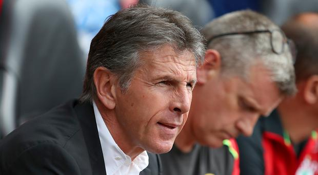Southampton manager Claude Puel was frustrated after the 1-1 draw against Watford