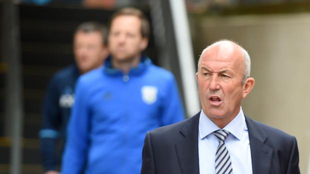 West Bromwich boss Tony Pulis wants money spent on his squad.