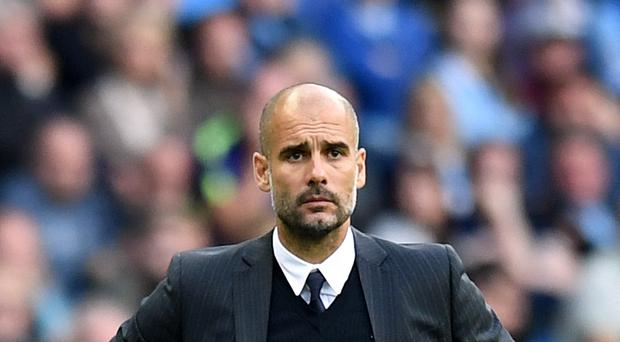 New Manchester City manager Pep Guardiola showed his ruthless side by omitting Joe Hart and Yaya Toure for his first game