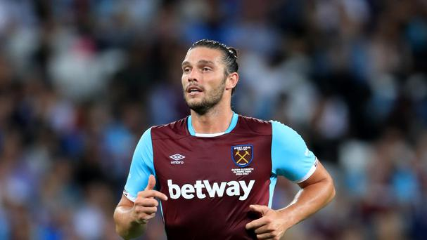 Slaven Bilic is expecting big things from Andy Carroll, pictured, this season