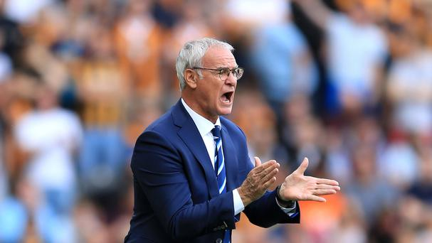 Leicester manager Claudio Ranieri is once again hunting the magical 40-point mark