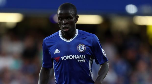 N'Golo Kante had a decent debut for Chelsea against West Ham
