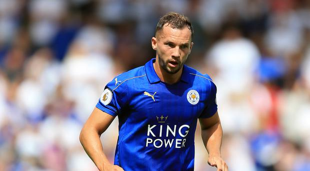 Leicester's Danny Drinkwater was left out of England's Euro 2016 squad