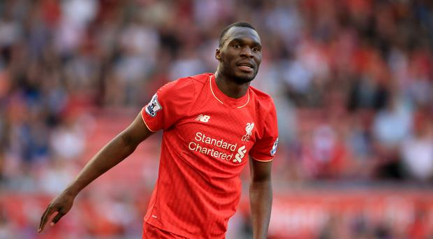Christian Benteke is seen as surplus to requirements at Anfield