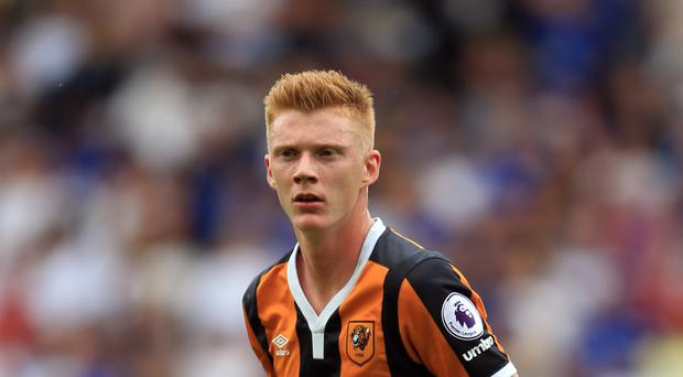 Hull City's Sam Clucas has signed a new three-year contract