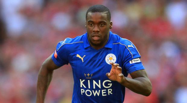 Leicester City's Jeff Schlupp made 26 appearances for the Foxes in all competitions last season.