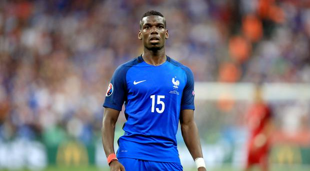 Paul Pogba is ready to make his Manchester United debut on Friday