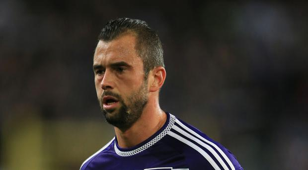 Burnley broke their transfer record to sign Steven Defour