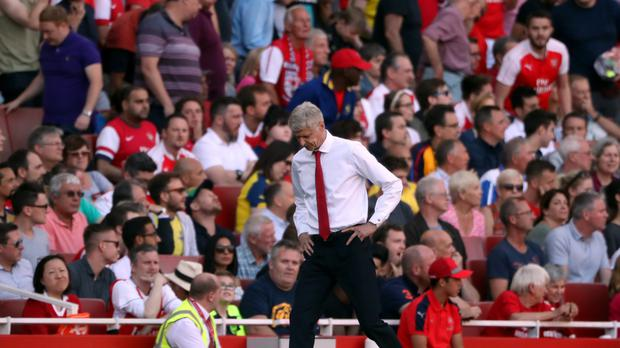 Arsenal manager Arsene Wenger is confident of signing a defender in the coming weeks