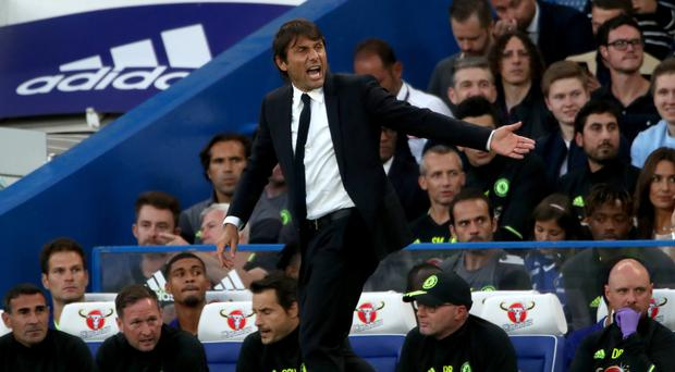 Antonio Conte's impact at Chelsea could become clearer when they face Watford