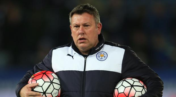 Leicester assistant manager Craig Shakespeare is to take up a part-time coaching role with England