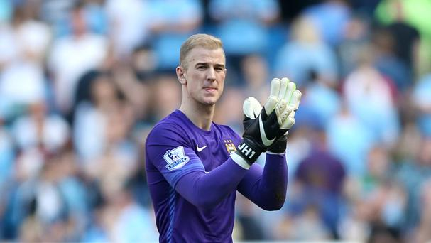 Pep Guardiola says he will not force Joe Hart to stay at Manchester City