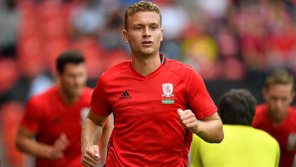 Ben Gibson has signed a new contract with Middlesbrough