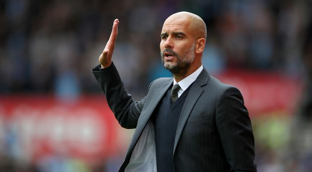 Manchester City have taken quickly to life under Pep Guardiola