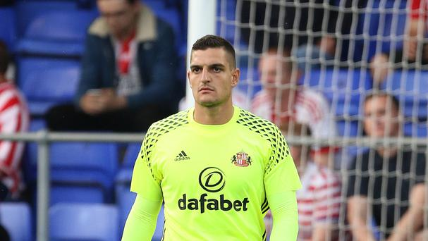 Keeper Vito Mannone is hoping the EFL Cup can kick-start Sunderland's season