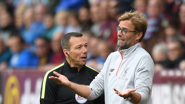 Jurgen Klopp says there is no greater pressure on his Liverpool side as a result of their lack of European football this season