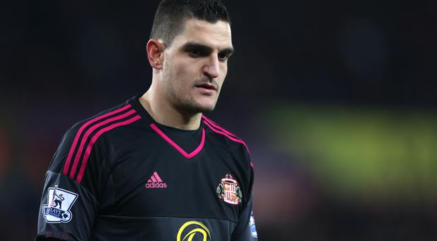 Vito Mannone could be facing a spell on the sidelines