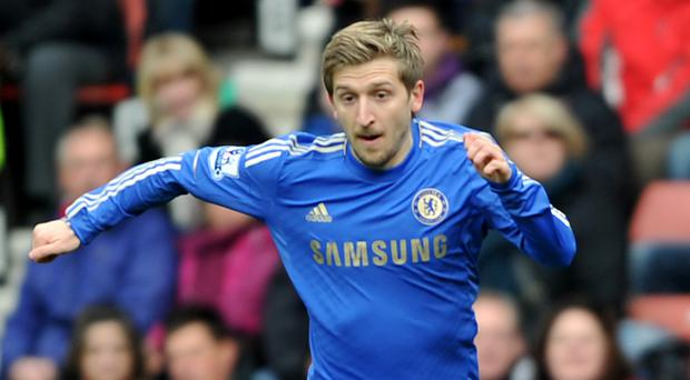 Marko Marin has left Chelsea to join Olympiacos