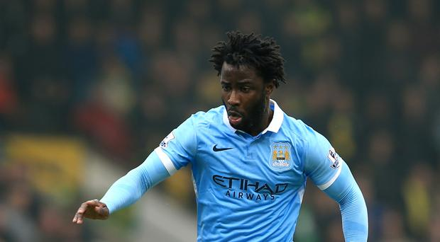Wilfried Bony has been linked with a move away from Manchester City