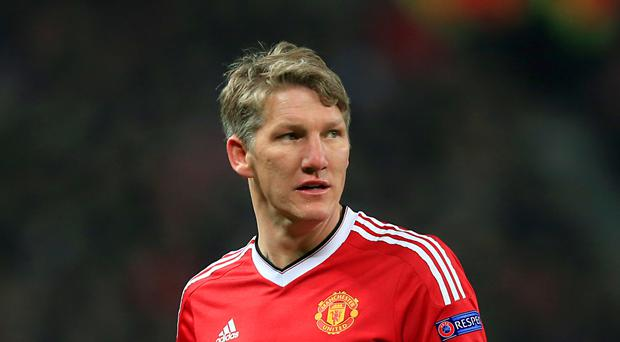 Bastian Schweinsteiger says Manchester United will be his last club in Europe