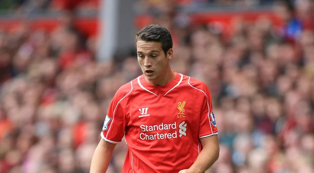 Former Liverpool defender Javier Manquillo has joined Sunderland on loan