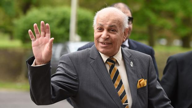 Assem Allam hopes to sell Hull to a Chinese consortium
