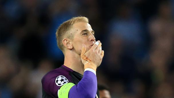 Joe Hart is set to leave Manchester City but Everton manager Ronald Koeman was quick to rule out a move to Goodison Park