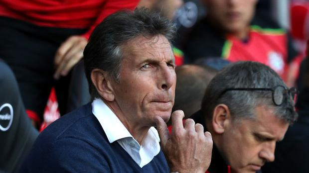 Claude Puel looks to be closing on another Southampton signing
