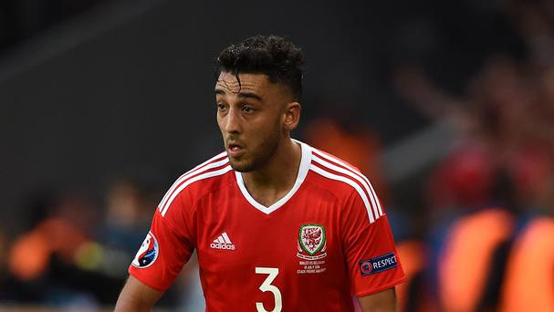 Swansea defender Neil Taylor will start Wales' World Cup campaign without having played in the Premier League this season.