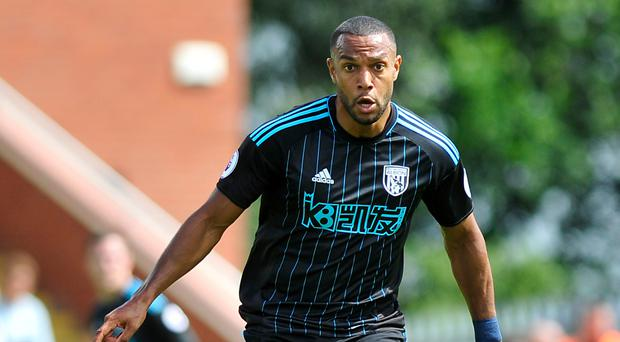 Matt Phillips, pictured, and Everton loanee Brendan Galloway are the only new arrivals at West Brom this summer