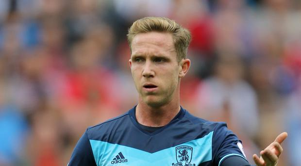 Middlesbrough midfielder Adam Forshaw has signed a new four-year contract