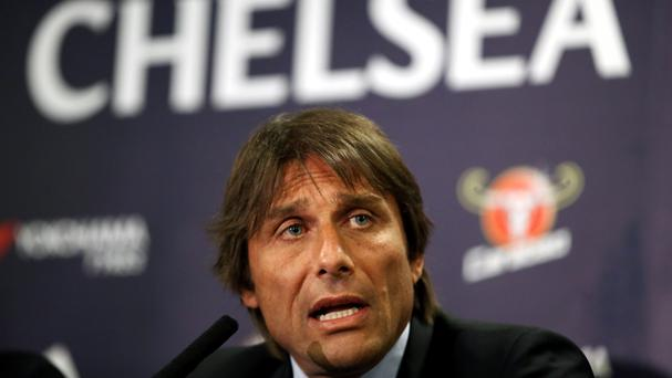 Antonio Conte is still on the look-out for new signings