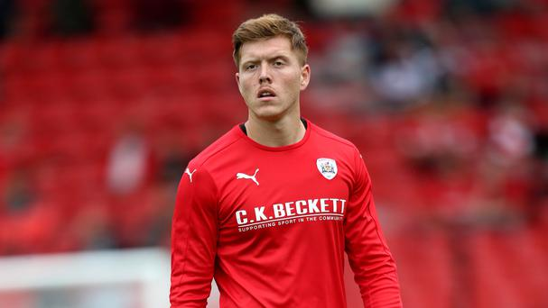 Barnsley defender Alfie Mawson is in talks to join Premier League Swansea