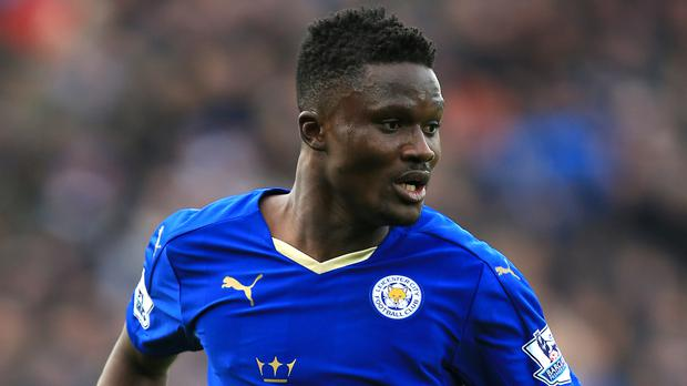 Daniel Amartey, pictured, started for the injured Nampalys Mendy