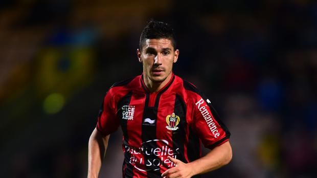 Jeremy Pied has played just 11 minutes since joining Southampton from Nice