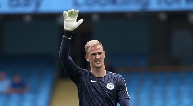Joe Hart looks set to join Serie A side Torino on loan for the rest of the season