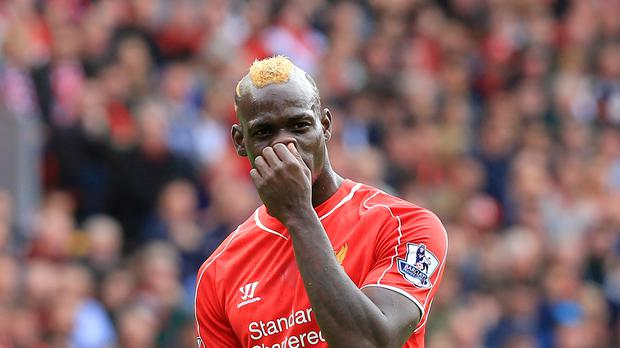 Mario Balotelli's miserable spell at Liverpool appears to be coming to an end