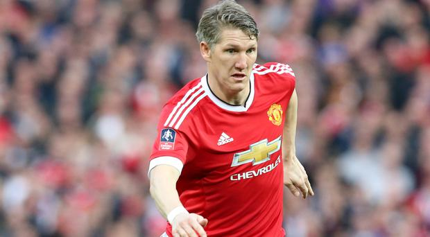 Bastian Schweinsteiger's days at Manchester United look numbered