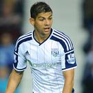 Right-back Cristian Gamboa has signed for Celtic after leaving West Brom