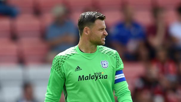 David Marshall has signed a three-year contract after leaving Cardiff for Hull