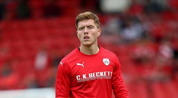 Barnsley's Alfie Mawson has signed for Swansea