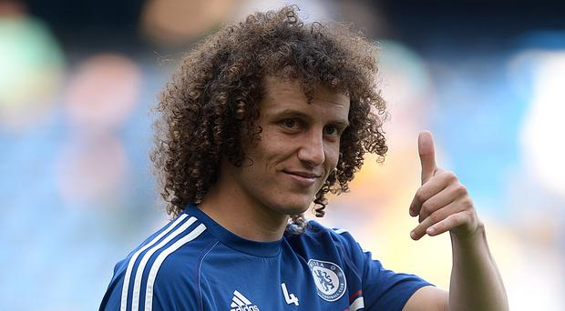 Brazil defender David Luiz secured a return to Chelsea from Paris St Germain in one of the surprise moves of transfer deadline day.