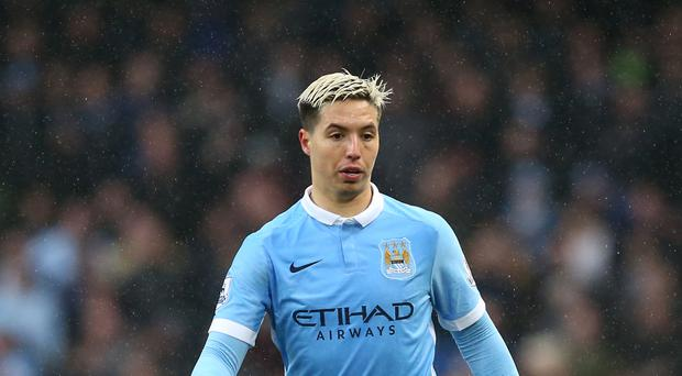Samir Nasri has left Manchester City to join Sevilla on a season-long loan