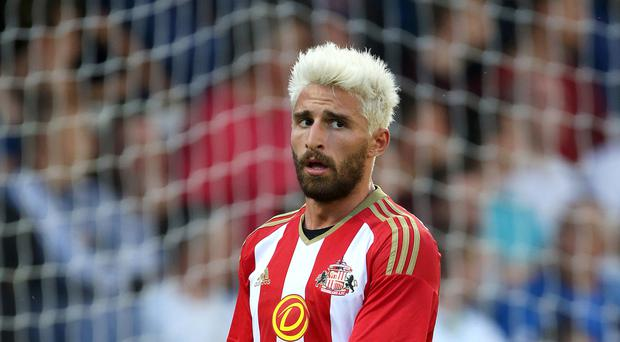 Sunderland's Fabio Borini faces three months out