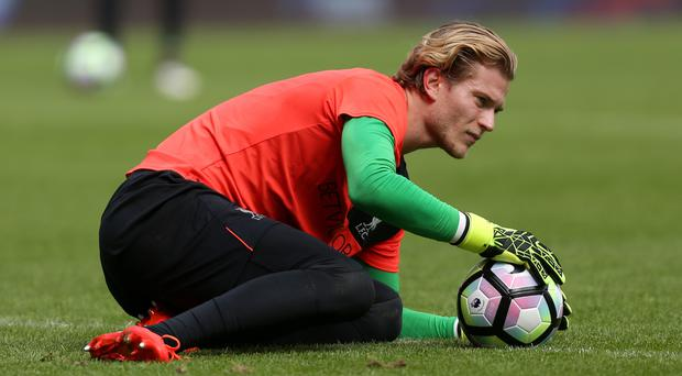 Loris Karius joined Liverpool from Mainz over the summer.
